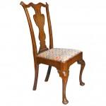 18th Century Pennsylvania Walnut Side Chair
