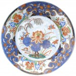 Chinese Export Porcelain Charger, Ca. 1750