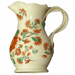 18th Century English Creamware Milk or Cream Jug