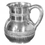 Tiffany Sterling Pitcher