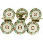 Sevres Style English Part Dessert Service