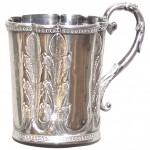 American Coin Silver Child's Mug