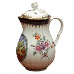 Early Worcester Earl of Dalhousie Milk/Cream Jug