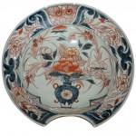 Imari Barber's Bowl, Ca. 1700