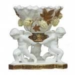 Moore Bros. Porcelain Centerpiece