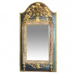 Marble and Gilt Bilbao Mirror