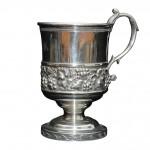 Silver Child's Christening Mug