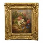 Josef Lauer, Alpine Flowers