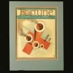 Fortune Magazine Cover for Feb. 1932
