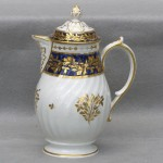 Chamberlain's Worcester Coffee Pot, Ca. 1800