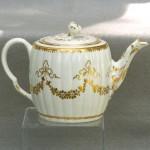 Worcester Teapot, Ca. 1780
