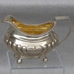 Sterling Silver Cream Pitcher By William Hall