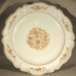 Antique Chinese Export Porcelain Charger, Ca. 1740