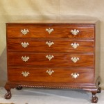Antique New York Chippendale Chest of Drawers, Ca. 1770