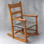 Antique Child's Rocking Chair, Ca. 1840