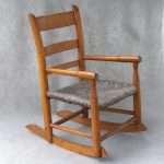 Antique Child's Rocking Chair, Ca. 1840