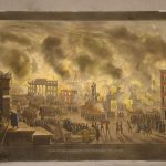 Prints of The Great Fire of New York 1835