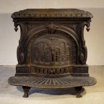 Parlor Stove, Albany New York, Ca. 1860