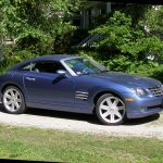 2006 Chrysler Crossfire Coupe, Low Miles