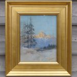 Sydney M. Laurence, Alaskan Landscape