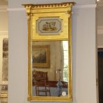 Federal Period Gold Leaf Mirror, Ca. 1820