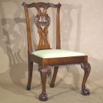 Rare New York Chippendale Side Chair, Ca. 1760