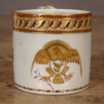 American Eagle Export Style Cups and Saucers
