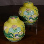 Chinese Porcelain Ginger Jars, 19th Century