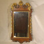 George III Mirror, Ca. 1770