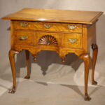 Lowboy or Dressing Table, American Ca. 1750