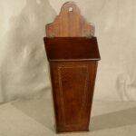 George III Pipe or Candle Box, Ca. 1820